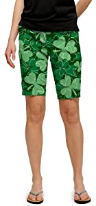 Lucky Loudmouth Ladies Golf Shorts by Loudmouth Golf