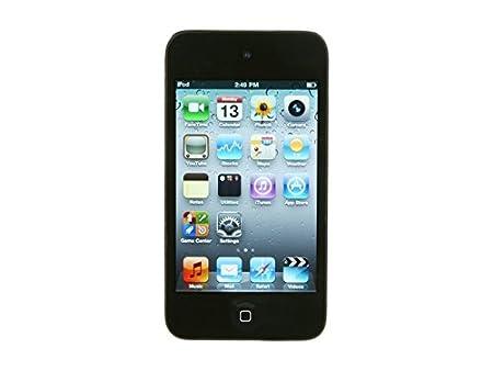 Apple iPod Touch/FC540ll A 8GB noir-4ème génération (reconditionné certifié)
