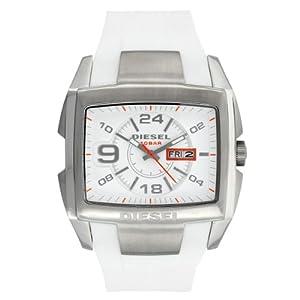 Diesel DZ4286 Mens BUGOUT White Watch