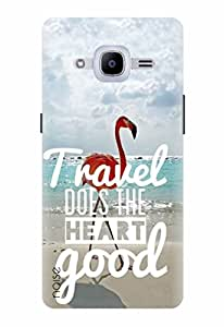 Noise Designer Printed Case / Cover for Samsung Galaxy J2 - 6 (New 2016 Edition) / Quotes/Messages / Vacay Please! Design
