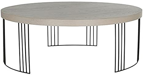 "Medina Coffee Table, 14""Hx37""D, GREY"