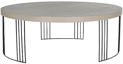 "Medina Coffee Table, 14""Hx37""D, GREY"
