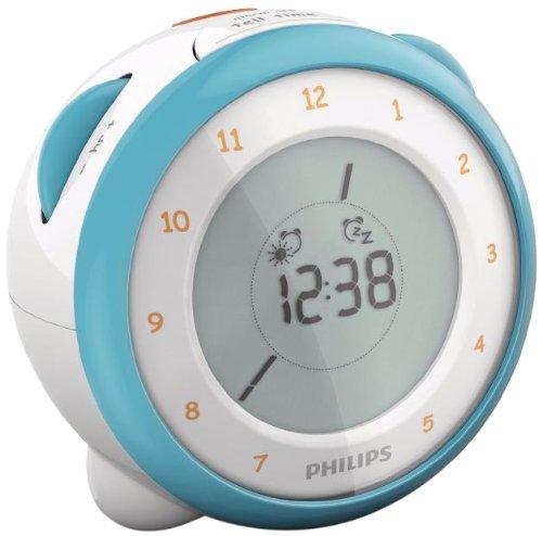 philips aj3231 radio r veil double alarme tuner analogique. Black Bedroom Furniture Sets. Home Design Ideas