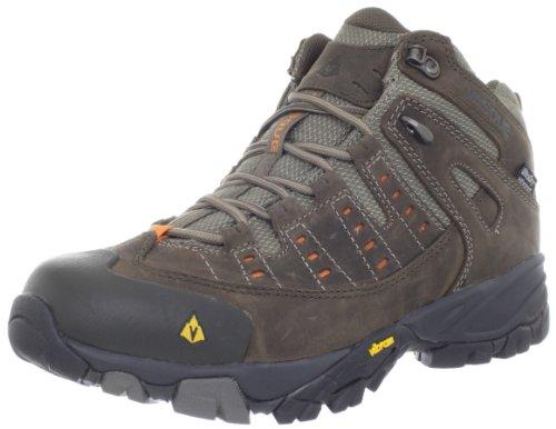 Vasque Men's Scree 2.0 Mid Ultradry Waterproof Hiking Boot,Major Brown/Burnt Orange,11.5 M US