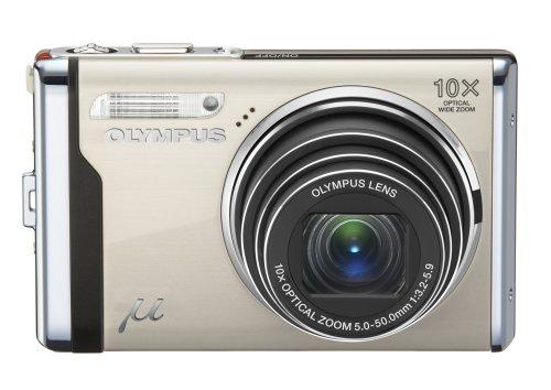 OLYMPUS デジタルカメラ μ-9000 (ミュー) ゴールド μ-9000GLD