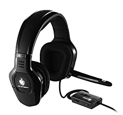 Cooler Master CMSTORM Sirus C Gaming Headset(Black)