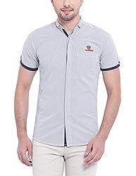 Vintage Khaki Slim fit Shirts