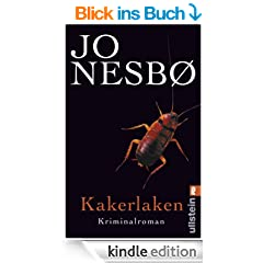 Kakerlaken: Harry Holes zweiter Fall (Ein Harry-Hole-Krimi)