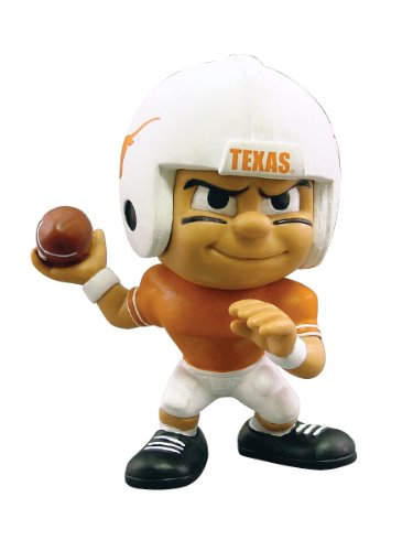 Lil' Teammates Texas Longhorns Quarterback NCAA Figurines (Lil Teammates Longhorns compare prices)