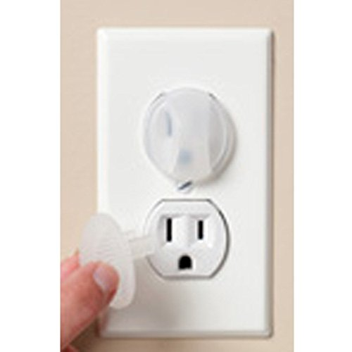 KidCO 24 Count Electrical Outlet Cap - 1