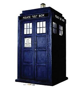 The Tardis - Doctor Who - Advanced Graphics Life Size Cardboard Standup