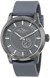 Lucien Piccard Men's LP-12550-GY-014-GY 90th Anniversary Analog Display Japanese Automatic Grey Watch