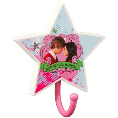 HIGHSCHOOL MUSICAL ROBE HOOK - 1