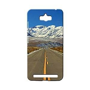 BLUEDIO Designer 3D Printed Back case cover for Asus Zenfone Max - G4402