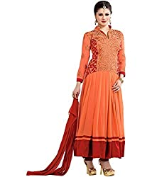 Lamiya Women's Unstitched Salwar Suit (FR7014_Multicolor_Free Size)