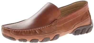 Kenneth Cole REACTION Men's Way To Go Slip-On Loafer,Cognac,9.5 M US