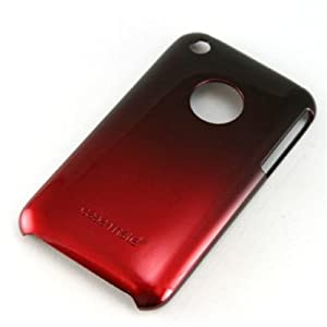 Case-Mate Barely There Case for iPhone 3G, 3G S (Royal Red)