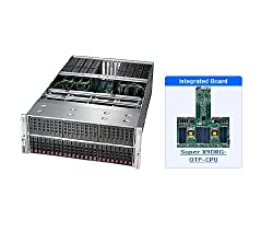 Supermicro SuperServer 4027GR-TRT Barebone System - 4U Rack-mountable - Intel C602 Chipset - Socket R LGA-2011 - 2 x Processor SYS-4027GR-TRT