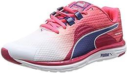 Puma Womens Faas 500 v4 Wn Mesh Running Shoes B00P9EHV9K