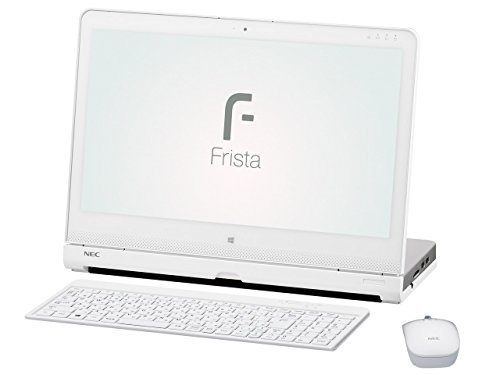 日本電気 LAVIE Hybrid Frista - HF150/CAW ピュアホワイト PC-HF150CAW
