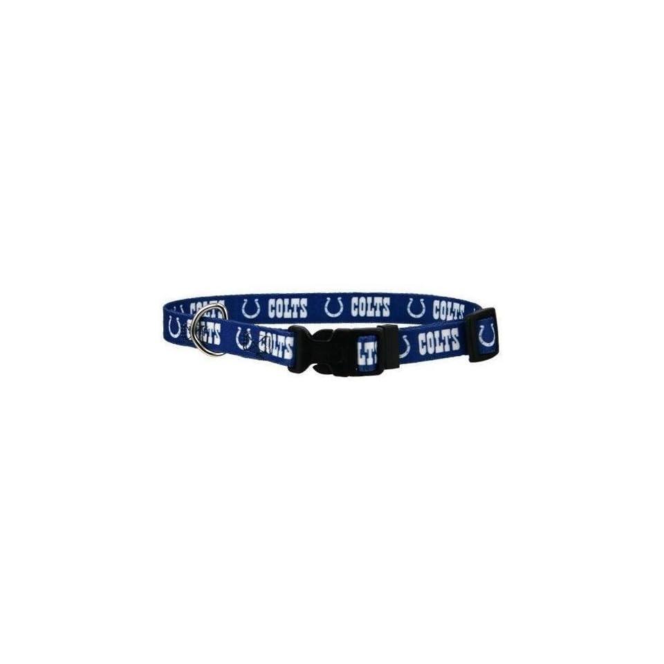 NFL Pet Collar   Indianapolis Colts