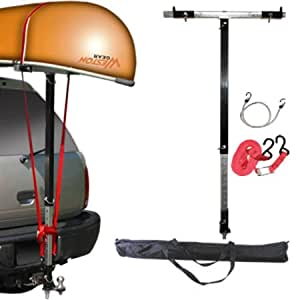 Weston Gear Universal One - Man Canoe Loader: Amazon.co.uk: Sports
