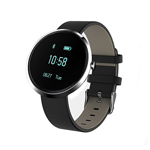 Smart Watch, ETTG Bluetooth Watch Heart Rate Monitor Alcohol Allergy Detection Sports...