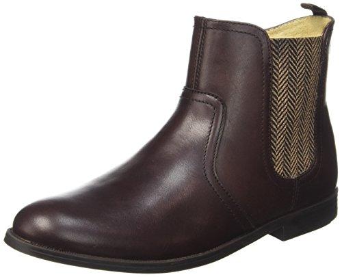 Start RiteEquestrian - Stivali classici alla caviglia Bambina , marrone (Marrone (Brown)), 40 EU