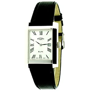 rotary ladies sterling silver watch