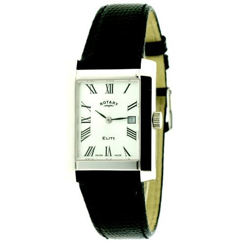 Rotary Men's Sterling Silver Watch