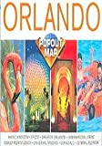 Orlando/Disney, FL PopOut Double Edition (Popout Map)