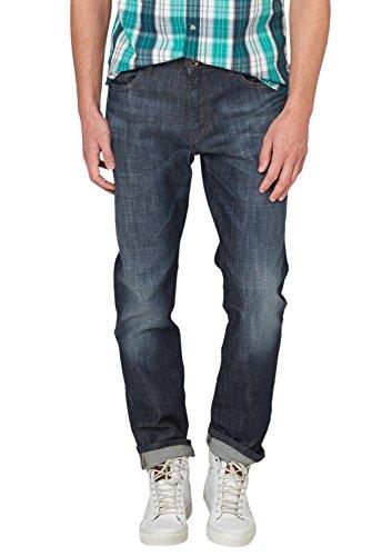 s.Oliver Herren Straight Leg Jeanshose 13.502.71.4907, Gr. W33/L32 (Herstellergröße: 33), Blau (blue denim stretch 56Z5)