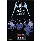 Darth Vader Star Wars - Wood Framed Poster S-WP1392 For Home/Office Décor