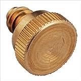 Orbit Arizona Mist 10107L Brass Misting Nozzle Plug, 3-Pack