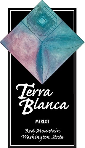 1998 Terra Blanca Estate Red Mountain Merlot 750 Ml