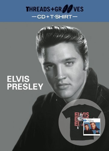Threads + Grooves (Playlist CD + Large T-Shirt) by PRESLEY, ELVIS (2013-02-12)