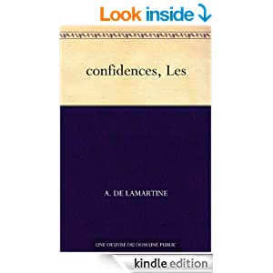 confidences, Les (French Edition)