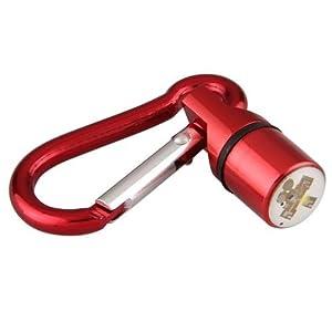 Ciondolo Pendente Collare Rosso a 3 LED Luminoso per Cani   recensioni dei clienti Valutazione