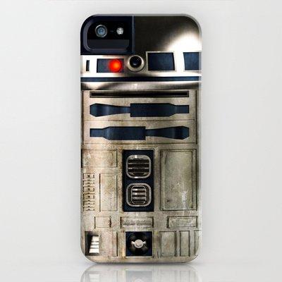 Society6/ソサエティシックス iphone5/5Sケース  スターウォーズ R2-D2