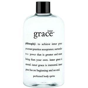 Philosophy Inner Grace Perfumed Body Spritz