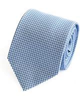 Cravate Fabio Farini bleu