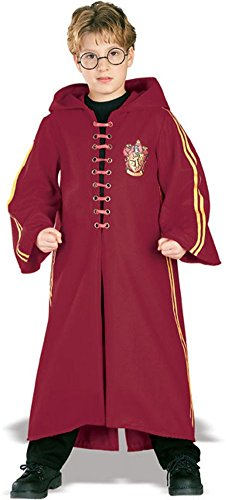 Harry Potter: Quidditch Robe Deluxe Kids Costume