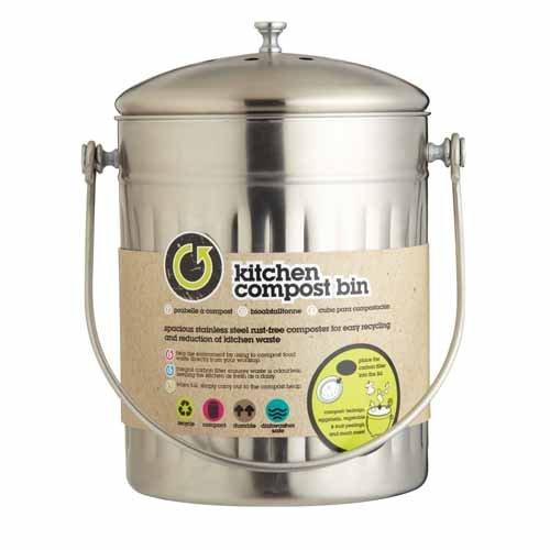 kitchen-craft-stainless-steel-compost-bin