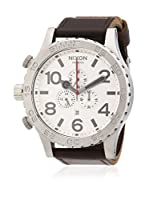 Nixon Reloj de cuarzo Man Rocio 51 mm