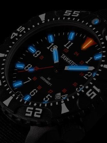 TAWATEC E.O.Diver Tactical Blue - Nato Armband