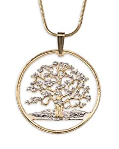 Amazon.com: Tree of Life Pendant & Necklace By the ...