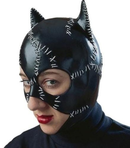 Catwoman Mask Adult Licensed Catwoman Costume Mask 12442