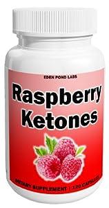 (美产)Eden 天然覆盆子 脂肪燃烧减肥 Pond Ketones Liquid Diet Drops 120ct $29.05