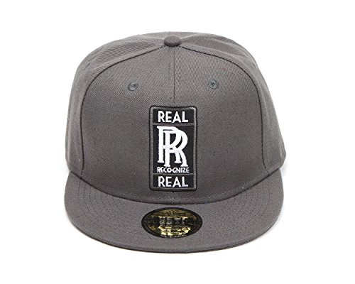 Underground Kulture Real Recognize Real Snapback Baseball Cap
