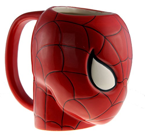 Marvel Spider-Man Molded Head Mug